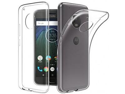 Motorola Moto G5  TPU Cover - Clear