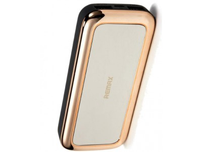 Remax Mirror 10000 MAH Gold