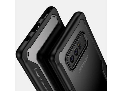 IPAKY Shockproof Hybrid Armor Case Cover For Samsung Galaxy Note 8
