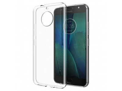 Back Cover Case  Transparent For Motorola Moto G5S Plus