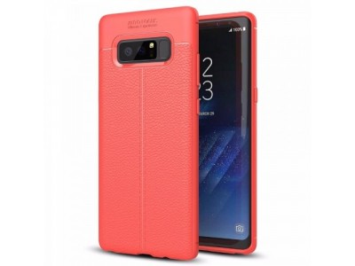 CareFone Auto Focus Back Cover For Samsung Galaxy Note8 (Red)