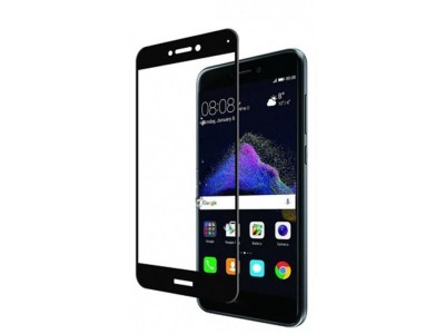 Huawei GR3 2017 Black Full Glass Screen Protector