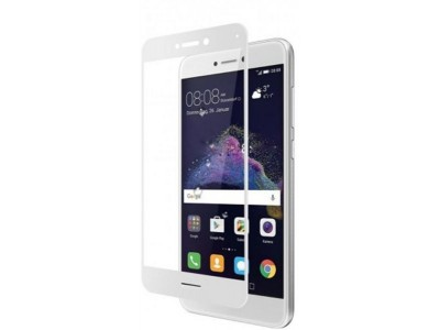 Huawei GR3 2017 White Full Glass Screen Protector