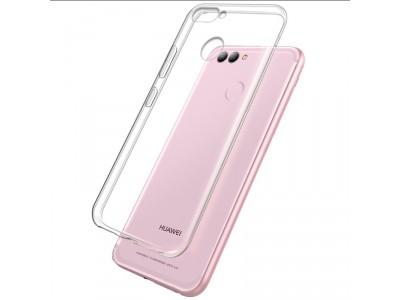 Back Cover For Huawei nova 2 plus - Transparent