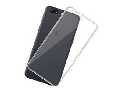TPU Back Cover Transparent  For One Plus 5