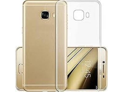 Samsung Galaxy j7 Max TPU  Cover - Clear