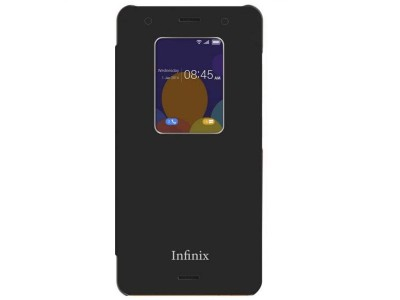 S View Cover Case For Infinix Hot 5 X559C & Hot 5 Lite X559