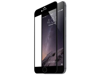 iPhone 6&6s 5D Glass Screen Protector Black