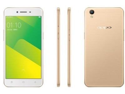 Oppo A37 Gold- Used