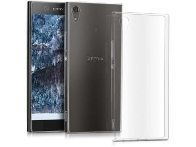 Sony Xperia XA1 Ultra Back Cover - Clear
