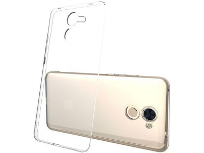 Back Cover For Huawei Y7 Prime - Transparent