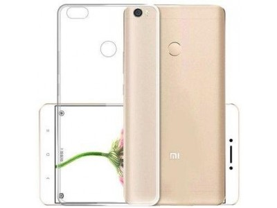 Xiaomi Mi Max2 TPU Cover - Clear