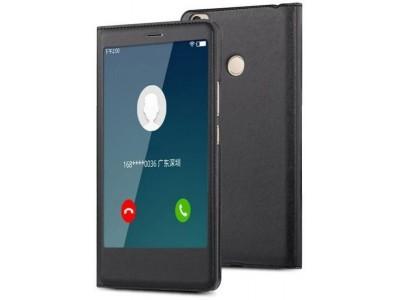 S View Smart Cover For Xiaomi Mi Max2 - BLACK