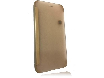 Clear View Cover For Xiaomi mi 6 - Gold