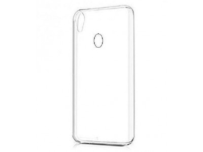 Infinix Hot5  X559c TPU Cover - Clear