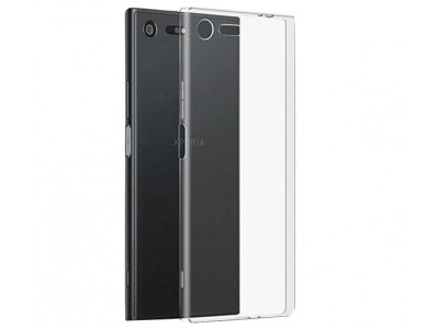 Sony Xperia XZ1 Back Cover - Clear