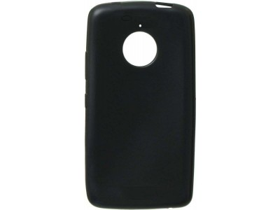 Motorola Moto E4 Plus TPU Cover - Black