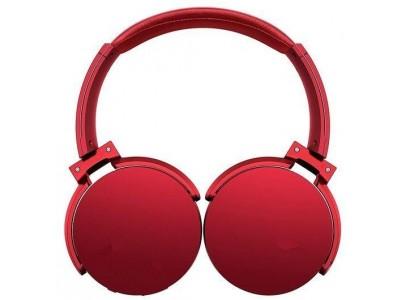 سماعه رأس بلوتوث JBL MDR-XB950BT Red