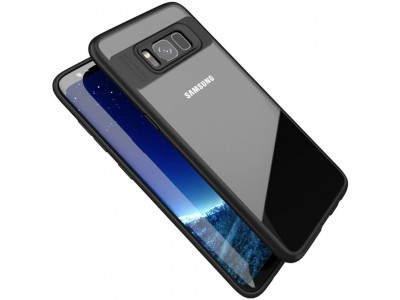 Hard Plastic & Tpu Back Cover Case for Samsung Galaxy S8 Plus