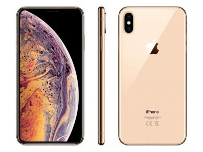 iPhone XS Max Dual Sim - 64GB- Gold Used