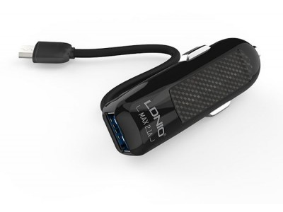 LDNIO DL-C25 5V 2.1A Car Charger