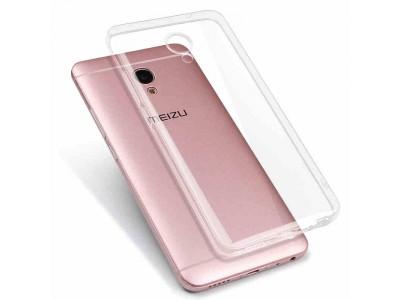 Back Cover for Meizu M5C Transparent