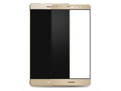 Huawei Mate 8 Gold  Full Glass Screen Protector