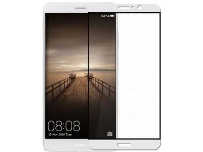 Huawei Mate 8 White Full Glass Screen Protector
