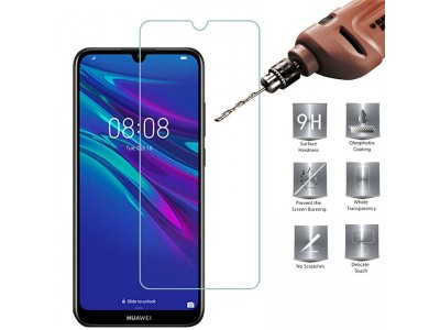 Huawei Y6s Glass Screen Protector - Transparent