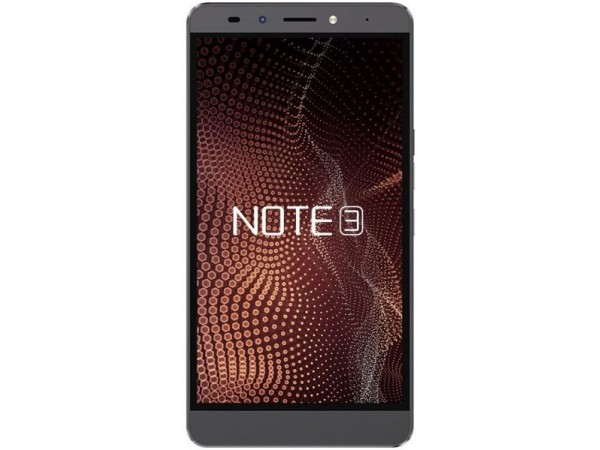 Infinix Note3 Pro X601