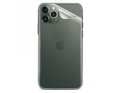 Gelatin back protection for iphone 11 pro max