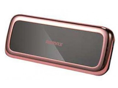 Remax Mirror 10000 MAH Rose Gold