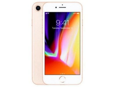 iPhone 8- 64GB-Gold Used