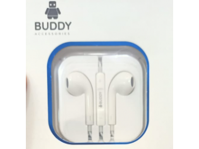 Buddy Music Earphone