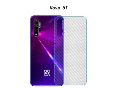 Huawei NOVA 5T BACK Screen Protector