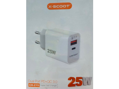 X-Scoot Fast Charger Head