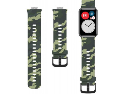 Huawei Watch Fit strap Camo