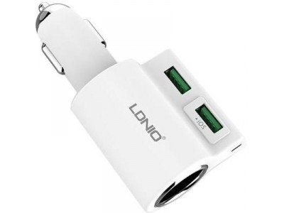 LDNIO-CM10 4.2A Car Charger