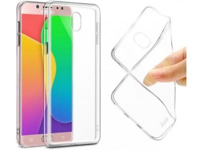 Samsung Galaxy j7 Pro Ultrathin TPU  Cover - Clear