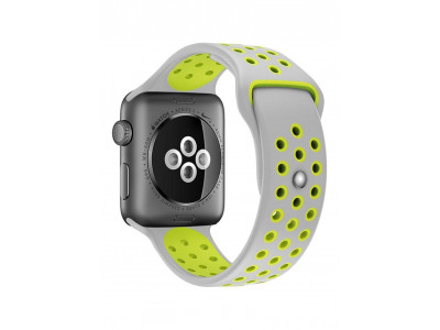 Apple Watch 44mm Silicon Strap
