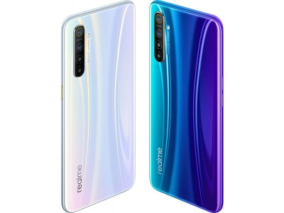 Gelatin back protection for realme XT