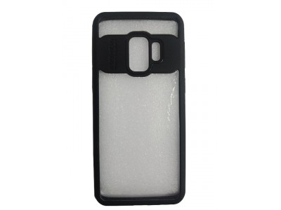 Hard Plastic & Tpu Back Cover Case for Samsung Galaxy S9