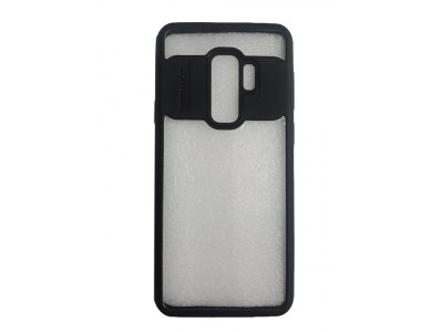 Hard Plastic & Tpu Back Cover Case for Samsung Galaxy S9 Plus