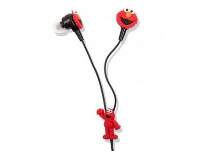 Sesame Street Elmo Headphones