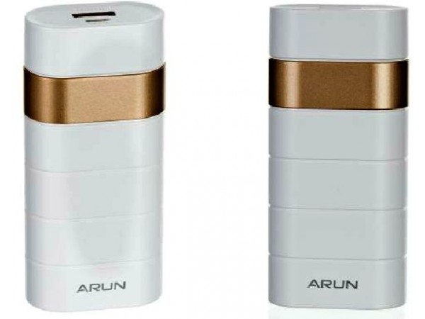 Power Bank 6000mah ARUN Y302