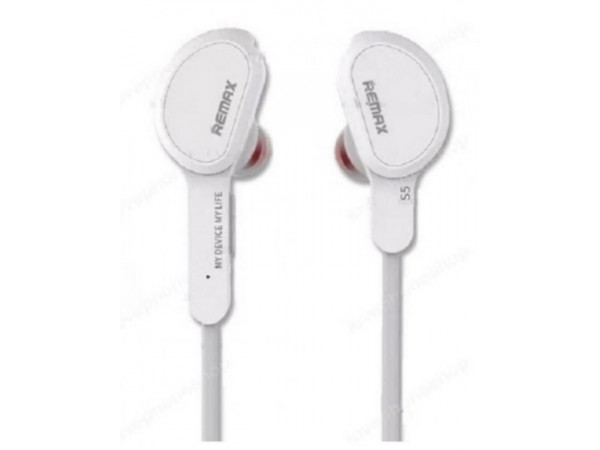 Remax RM-S5 Wireless Bluetooth Sport Earphones