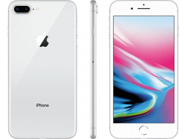 iPhone 8 Plus- 64GB  Silver Used