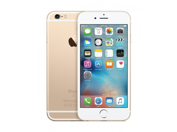iPhone 6s-64GB- Gold Used