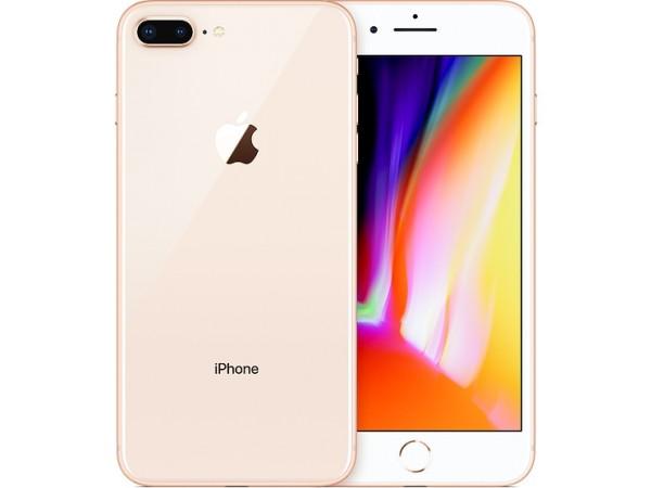 iPhone 8 Plus- 64GB  Gold Used