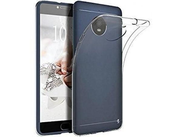 Motorola Moto E4 Plus TPU Cover - Clear